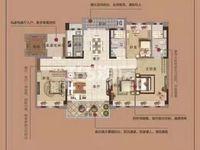 市中心碧桂园 中央名邸精装修大平层,正规四室,全天采光,可按揭