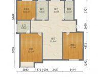 出售裕坤丽晶城4室2厅1卫126平米89.9万住宅