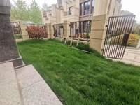 珑熙庄园洋房 一楼带院子有60平方 无尾款 送地下室在送车位