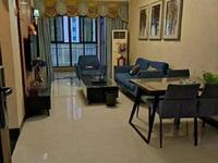 恒大名都 73万 2室2厅1卫 精装修,格局好价钱合理