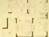 出售鸿坤理想城盛苑景城3室2厅2卫117平米面议住宅