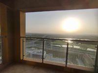 城南一线湖景房 纯边户 南北双阳台 120平米56.8万住宅