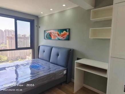 出售左岸香颂4室2厅2卫110平米99.8万豪装全配未住过住宅
