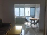 售泰鑫中环国际广场中央名邸 滨湖小区南湖公园2室2厅1卫77平米54万精装