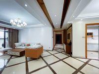 高速东方天地129平实际面积149平四室精装全配 黄金楼层 采光极好 速来抢购了