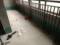 鸿坤理想城 毛坯小四室,户型好看, 双学1区紧邻城北汽车站
