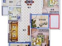3阳光都市隔壁 左岸香颂 正规三房 精装 全配 无税 看房有钥匙