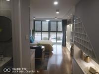 城南高铁站轻轨口星荟城复式挑高可租两户通燃气民用电网公寓