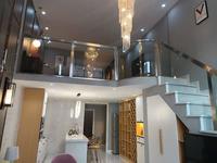 琅琊新区 中垦复式公寓通燃气 买一层得两层,民用水电双层双钥匙设计首付10万