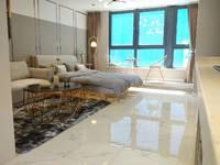 城南苏滁广场复式公寓50平万明湖旁民用水电通燃气总价低配套好
