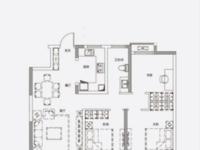 出租聚诚 雍德府3室2厅1卫105平米900元/月住宅