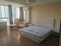 金鹏99广场公寓 黄金楼层 朝北精装修满五 70年产权