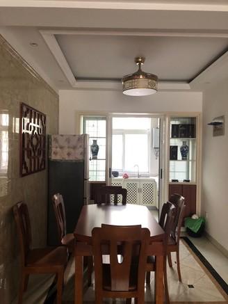 清流河畔 红三环家园 中式精装住宅