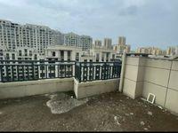 城南宇业天逸华庭洋房顶楼复式,实际使用面积300多平,带私家超大露台,改造已浇好