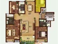 出售北京城建 珑熙庄园洋房 4室2厅2卫137平米173.5万住宅