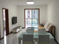 出租宇业天逸华庭带车位3室2厅1卫116平米2000元/月住宅