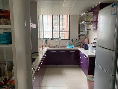 出售宇业富春园3室2厅1卫120平米122.8万南北双落地阳台住宅