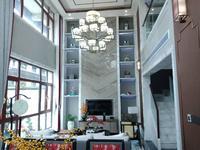 长江院子合院别墅,高端大气,精装修送地暖送双车位区政府旁