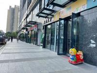 年租8万凯迪置业广场成熟沿街铺老板出国