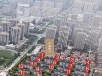 城南荣盛华府洋房,小区自带公园,双学区,售楼部直接改名,超大阳台,户型賊美,