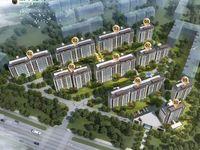 出售实力 翡翠雅筑3室2厅2卫95平米86.8万住宅