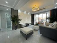 发能国际城轻轨口婚房精装一步到位全屋定制家居