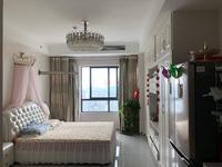 1室1厅南北通透苏宁广场38万豪华装修诚心出售
