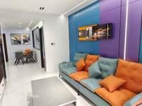 同乐东苑电梯洋房7层 共11层 约105平,二室两厅 一卫,中央空调豪装全配