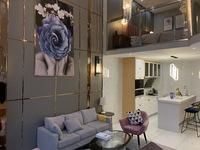 中垦流通 LOFT公寓 有电梯 两室两厅 买一层 赠一层 人流量大 养老或者投资