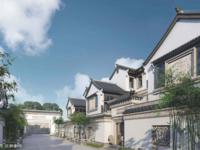 金鹏山河印高档和院 徽派建筑 边户送大院子,比售楼部便宜20万直接改名按揭