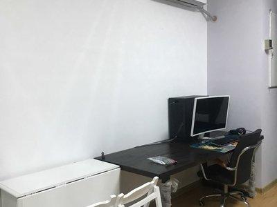 苏宁广场,市区黄金地段,交通便捷,有高配置电脑投影仪等。