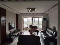 水岸帝景 百合花园旁 120平米 3室精装2200元/月全配空调4台 拎包入住