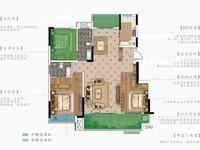 首付十几万 清流河畔 城芯花园电梯花园洋房 和顺国樾府 3室2厅2卫