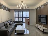 尚城国际 黄金17楼 有证无尾款有税 精装全配一次未住户型好看 随时看房