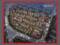 城芯纯洋房社区 中丞清流原著 容积率1.6 总高6到9层洋房