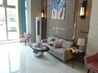 中垦流通.国际公寓 4.8米挑高公寓买1房得两房 总价低 通燃气民用水电农贸市场