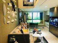 城南高铁站 复式单身公寓 挑高4.8米 通燃气 带飘窗 送阳台