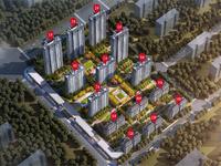 金鹏朗月书院 紧邻城南苏宁广场 高端住宅 金鹏自家祥和物业 管家式贴心服务
