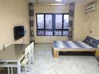 苏宁广场 公寓8楼 52平米 一室一厅 精装 朝南 70年产权 城南小学 二中