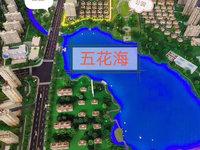 滁州高铁站南广场,临湖苑双拼别墅,单价1万不到, 双湖公园,生态墅区,