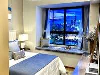 雅居乐超大三室,三开朝南,动静分离,私密性好,物业管理满满的科技感,品质超好。