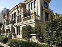 高速公园一号联排别墅价格便宜 入住率高 内外双公园 政务新区 周边配套成熟