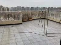 天逸华府 桂园 顶楼复式 楼下88平加复式50平加露台38平 精装全配
