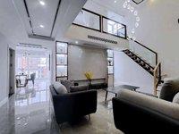 城南龙山小区 顶楼复式 豪华装修154平米 全新未住 6米挑高 107.8W