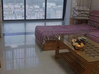 泰鑫城市星座 电梯房 93平米 2室 精装 75.8万 紫薇小学客厅通阳台