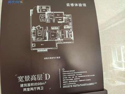 低首付湖景洋房 蓝光雍锦湾创维产业园 公办 高铁轻轨口旁