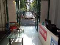 666三里亭路沿街门面 醉翁水城旁 25平米精装 已分隔两层,接手就干中介