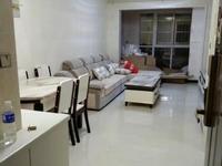 英仕公馆 精装三室 拎包入住 电器家具都有 中间楼层 包物业费