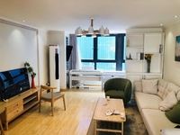 城南绝版公寓苏滁生活广场,轻轨口,距市政府5分钟,LOFT复式4.8米,投资自住