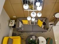 城南核心 七彩世界4.8米挑高复式彩虹公寓通燃气民用水电 优惠力度大 总价低